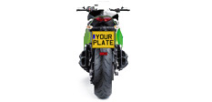 motorbike UK Show Plates and Legal Showplates